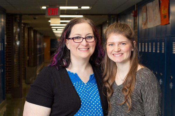Two New Brody Teachers Awarded STEM Grants
